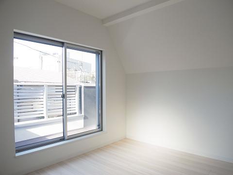 品川区西大井5丁目B号棟 戸建 3階 洋室2