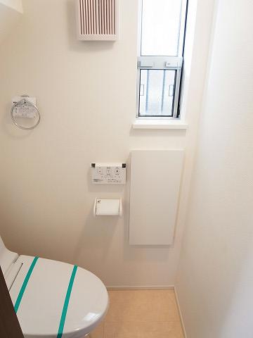 品川区大井4丁目 戸建 1階 トイレ