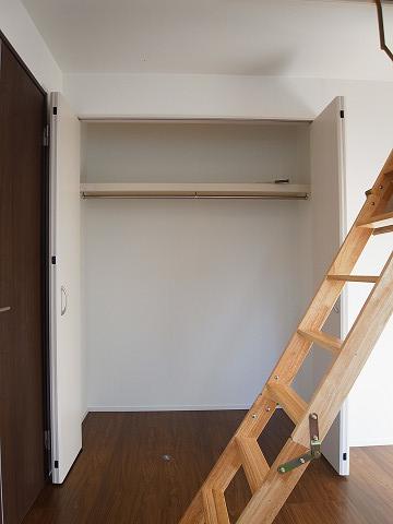 品川区大井4丁目 戸建 2階 洋室3 収納