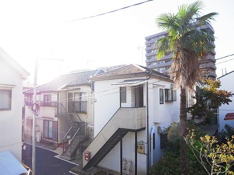 品川区大井4丁目 戸建 2階 洋室3 バルコニー眺望