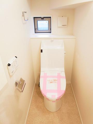 世田谷区瀬田5丁目B号棟 戸建 トイレ