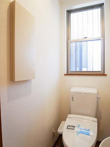 世田谷区豪徳寺C号棟 戸建 トイレ