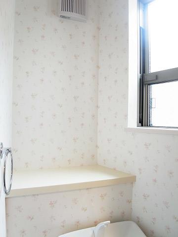 品川区大崎3丁目A棟 戸建 3階 トイレ