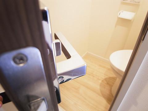 目黒区目黒4丁目B号棟 戸建 トイレ