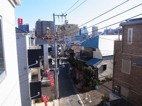 文京区大塚5丁目6号棟 戸建  洋室3 バルコニー 眺望