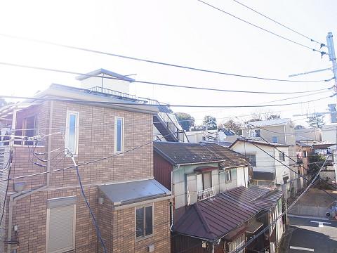 文京区大塚5丁目9号棟 戸建 眺望