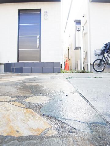 杉並区成田東5丁目 2号棟 戸建 外観