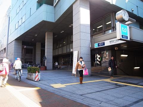 杉並区成田東5丁目2号棟 戸建 周辺