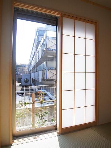 世田谷区船橋5丁目D号棟 戸建 和室
