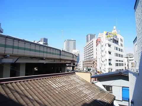 文京区大塚6丁目 戸建 3階 洋室4 眺望