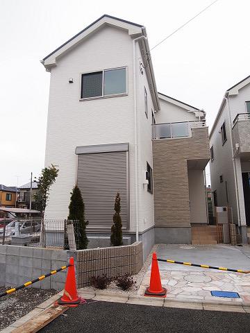 世田谷区桜丘4丁目3号棟 外観