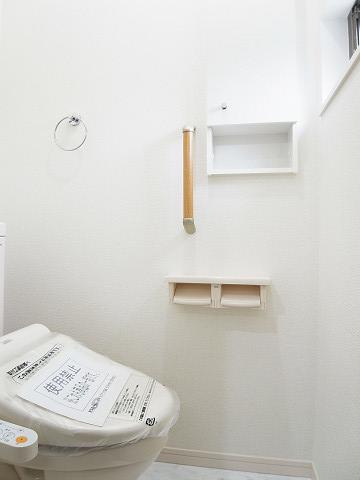 世田谷区桜丘4丁目3号棟 トイレ