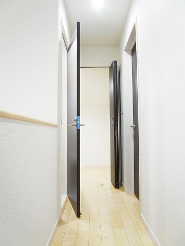 世田谷区桜丘4丁目3号棟 2階 トイレ