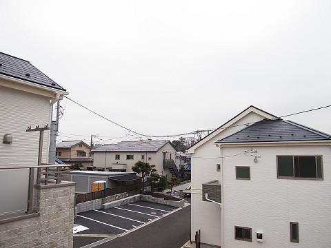 世田谷区桜丘4丁目3号棟 眺望