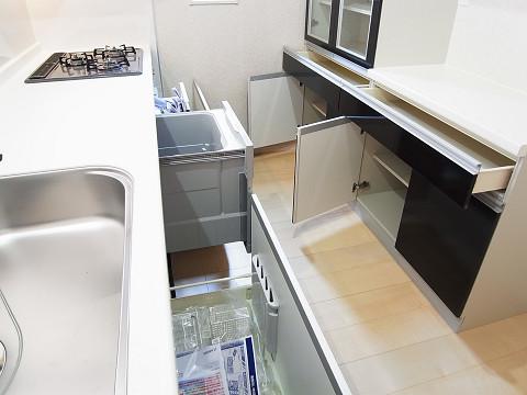 新宿区中井2丁目 2号棟 キッチン