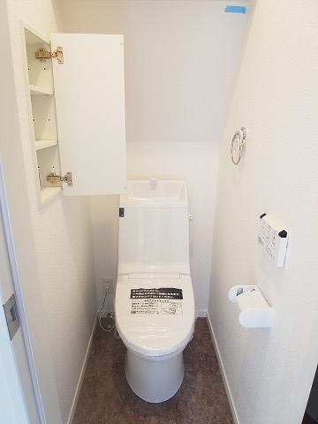 杉並区和田1丁目 戸建 トイレ2