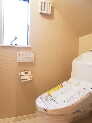 目黒区碑文谷1丁目 戸建 トイレ