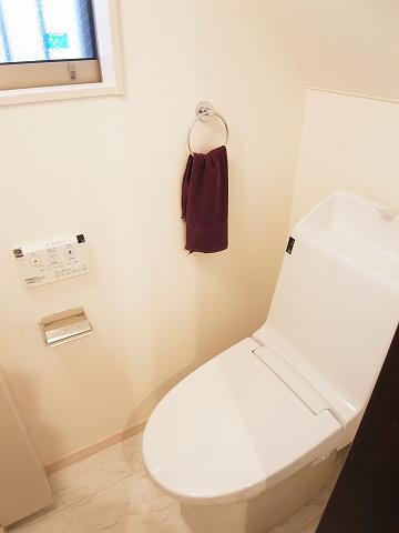 豊島区要町1丁目 戸建 トイレ