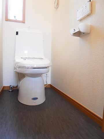 大田区東雪谷1丁目 戸建 トイレ