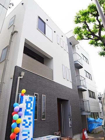 大田区東雪谷1丁目 戸建 外観