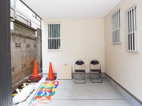 豊島区池袋3丁目 戸建 カースペース