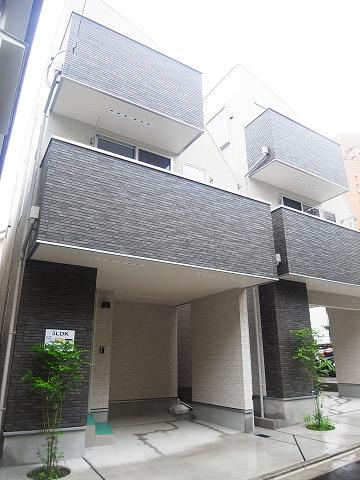 大田区東馬込1丁目A号棟 戸建 外観