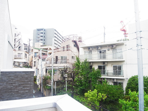 大田区東馬込1丁目A号棟 戸建 眺望