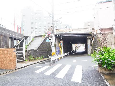 大田区東馬込1丁目1号棟 戸建 周辺