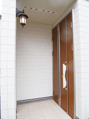 大田区東馬込1丁目1号棟 戸建 玄関