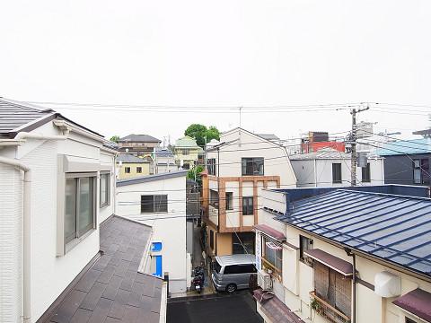 大田区東馬込1丁目1号棟 戸建 3階 眺望