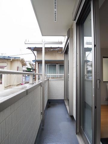 大田区東馬込1丁目1号棟 戸建 バルコニー