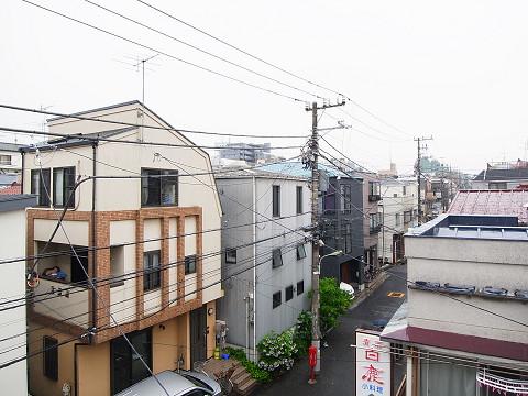 大田区東馬込1丁目2号棟 戸建 眺望