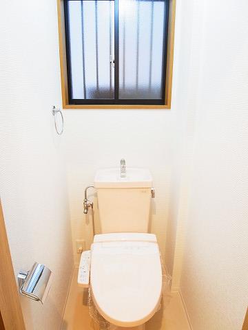 大田区南雪谷1丁目 中古 トイレ