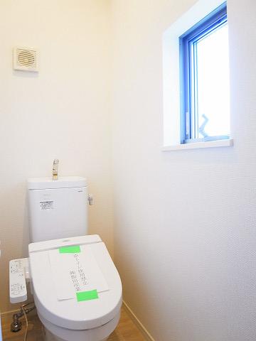 杉並区上高井戸1丁目1号棟 戸建 トイレ2