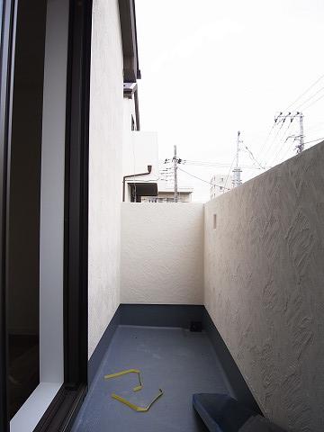 杉並区高井戸東4丁目1号棟 戸建 キッチン バルコニー