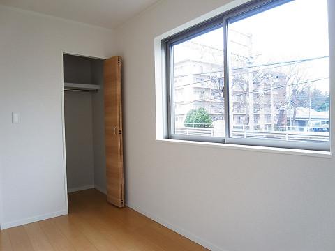杉並区永福1丁目B号棟 戸建 洋室1 収納