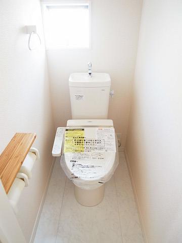 中野区沼袋2丁目 戸建 トイレ2