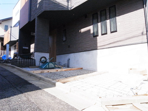 目黒区緑が丘2丁目A号棟 戸建 カースペース