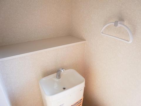 世田谷区千歳台2丁目1号棟 戸建 トイレ1