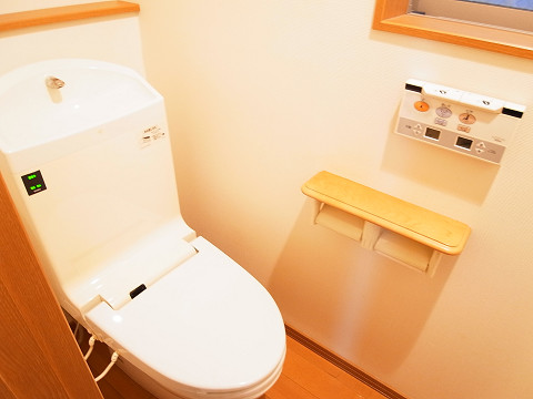 世田谷区玉川3丁目 中古 トイレ1