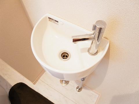 杉並区永福町1丁目 中古 トイレ2 手洗い
