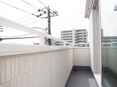 世田谷区船橋5丁目2号棟 戸建 洋室4 バルコニー