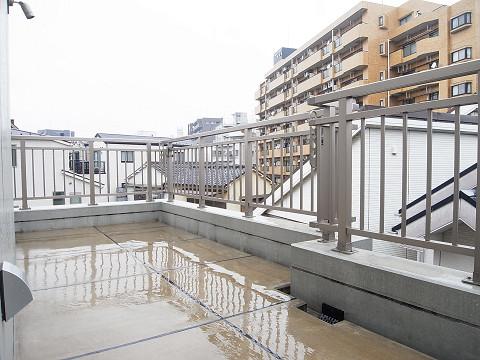 大田区上池台1丁目 戸建 バルコニー