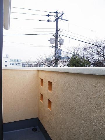 豊島区南長崎4丁目2号棟 戸建 洋室3 バルコニー