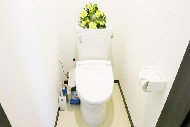 品川区東大井1丁目 戸建 トイレ