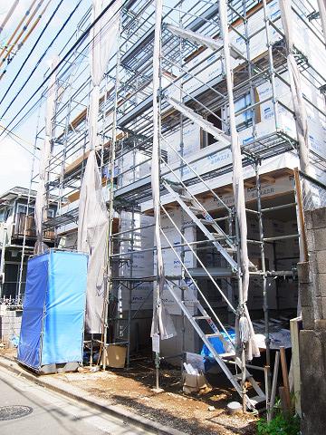 渋谷区本町6丁目 戸建  外観